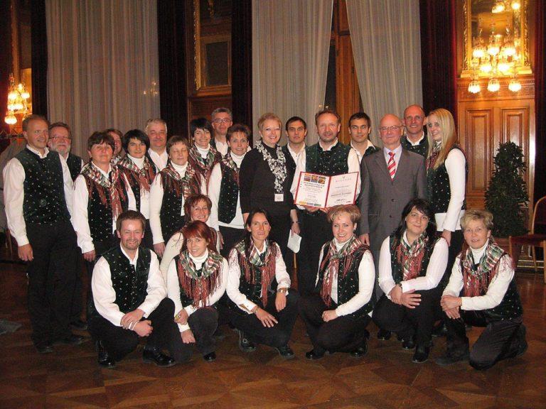Adventsingen Wien 2011