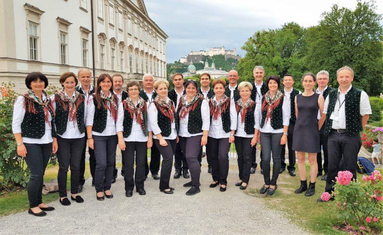 Singkreis Semriach in Salzburg - 20190621_185647
